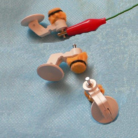 Мостиковые электроды для ЭЭГ