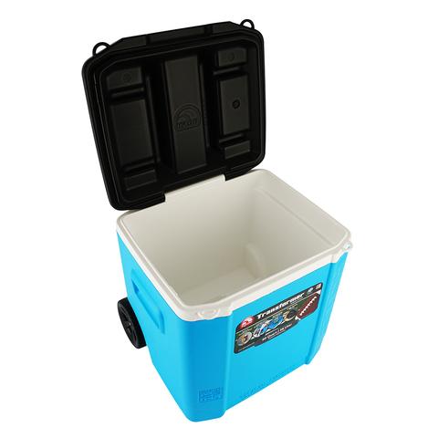 Изотермический контейнер (термобокс) Igloo Transformer 60 Roller (термоконтейнер, 56 л.)