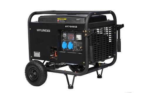 Кожух для бензинового генератора HYUNDAI HY 7000SE