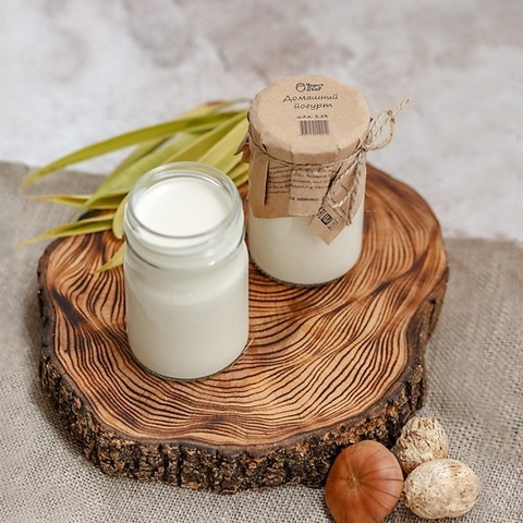 Йогурт домашний термостатный 3,2% 170 г