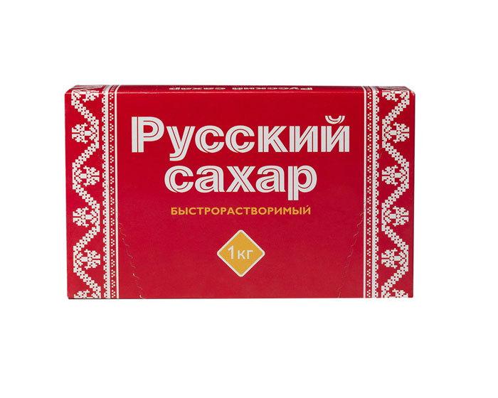 Сахар рафинад «Русский»
