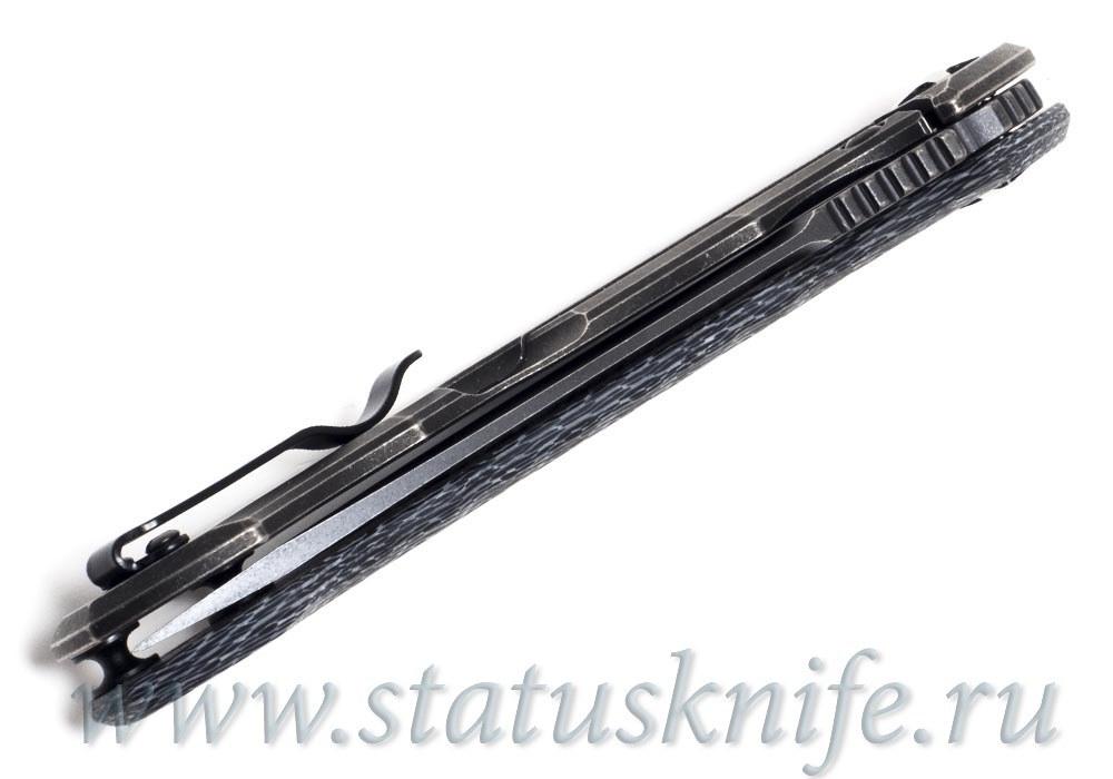 Нож Zero Tolerance 0452WBW CF ZT0452WBW CF - фотография