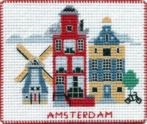 Столицы мира. Амстердам
