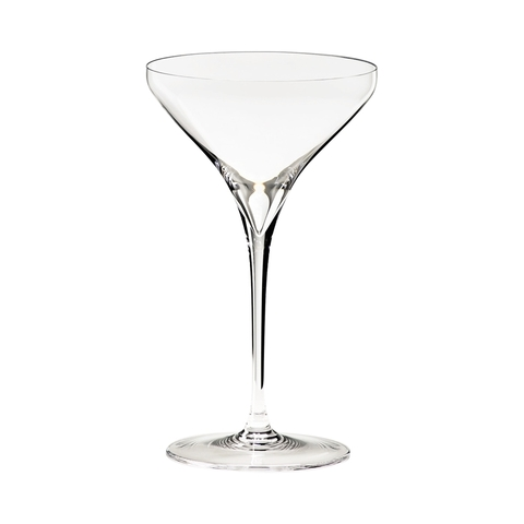 Набор из 2-х бокалов для мартини Riedel Martini, Vitis, 245 мл
