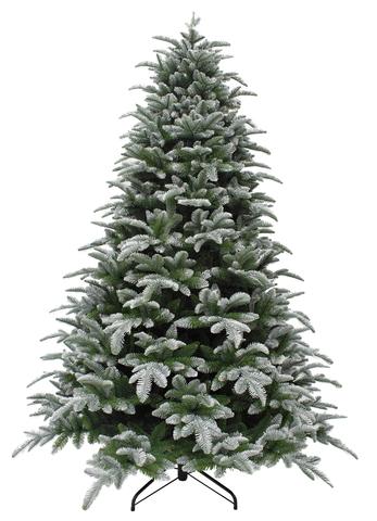 Triumph tree ель Нормандия пушистая заснеженная 1,55м