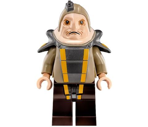 LEGO Star Wars: Столкновение на Джакку 75148 — Encounter on Jakku — Лего Стар ворз Звёздные войны Эпизод