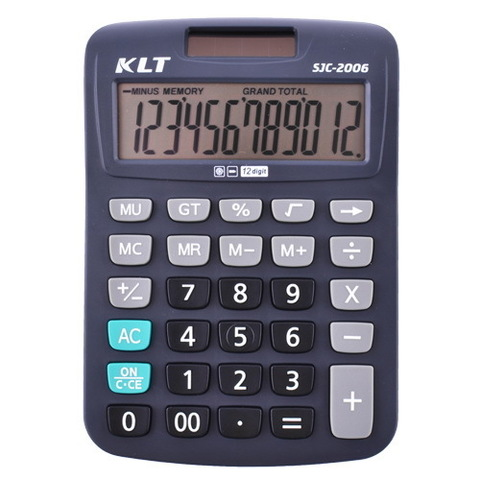 Калькулятор № 2006-12