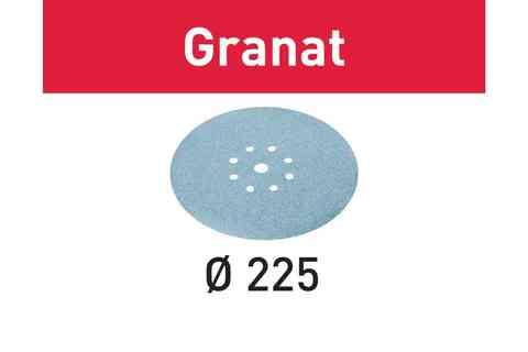 Шлифовальные круги Granat STF D225/8 P60 GR/25
