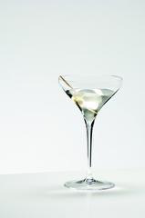 Набор из 2-х бокалов для мартини Riedel Martini, Vitis, 245 мл, фото 2