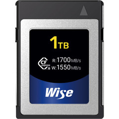Карта памяти Wise Cfexpress B 1TB CFX-B 1700/1550 MB/s