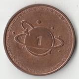 F151 США,  игровой жетон No Cash Value