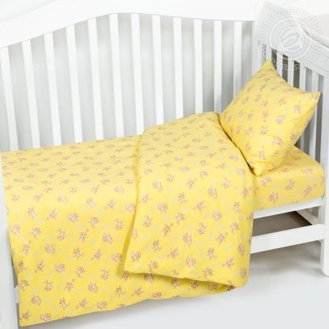 Детское постельное бельё Попрыгунчик ТРИКОТАЖ