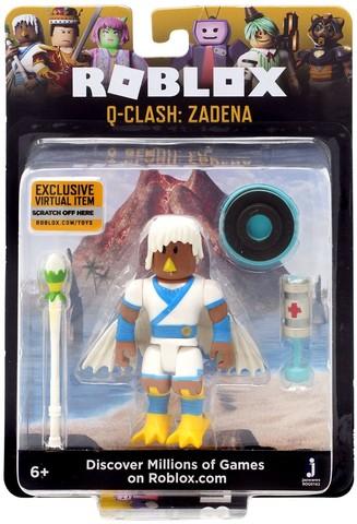 Игровая коллекционная фигурка Jazwares Roblox Core Figures Q-Clash: Zadena W5