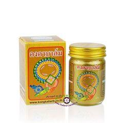 Золотой бальзам с горным имбирем (имбирь касумунар)/ Kongka Balm KongkaHerb