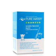 МиКо, Хозяйственное мыло Pure Water с эфирными маслами, 175г