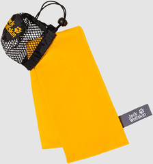 Полотенце быстросохнущее Jack Wolfskin Wolftowel Light L burly yellow