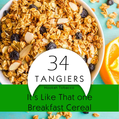 Табак Tangiers 100 г Birquq Its Like That One Breakfast Cereal