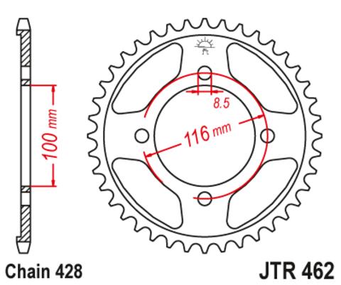 JTR462