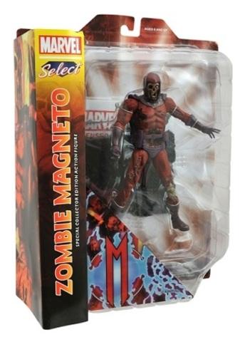 Марвел Селект фигурка Магнето Зомби — Marvel Select Magneto Zombie