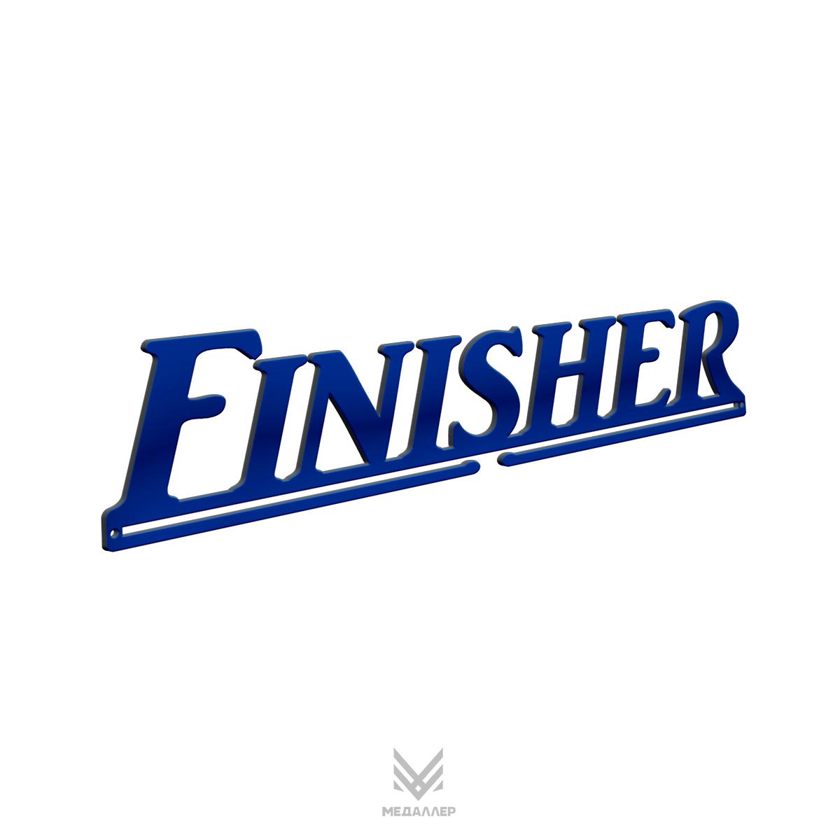 Finisher (синий)