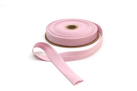 Бейка косая х/б,20 мм, пудрово-розовый