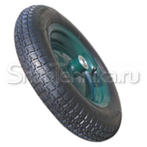 Колесо пневматическое 340 мм со стальным диском  PR2401-16 симметричное