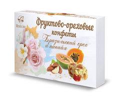 Бразильский орех и папайя, 90 г (картонная упаковка)