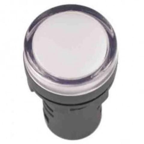 Лампа AD-16DS(LED)матрица d16мм белый 12В AC/DC TDM