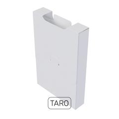 Органайзер для карт Uniq Card-File Taro - 20 mm (Белый)