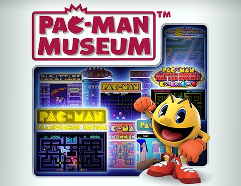 Pac Man Museum (для ПК, цифровой ключ)