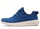 Кроссовки Мужские Adidas Originals Yeezy 350 Boost Blue