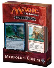 Дуэльный набор Merfolk vs. Goblins