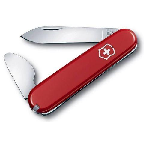 Нож перочинный Victorinox Opener (0.2102) 84мм 4функций красный