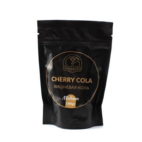 Кальянная смесь Chabacco Medium 100 гр Cherry Cola