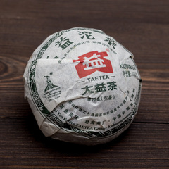 """Да И """"Цзя Цзи Точа"""" Шен Пуэр, 2010 год"""