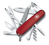 Нож Victorinox Mountaineer, 91 мм, 18 функций, красный