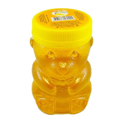 Мёд натуральный «Акация» ПЭТ медведь, 450 гр