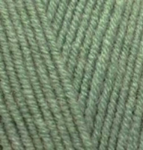 Пряжа Lanagold (Alize) 180 Серебряная сосна