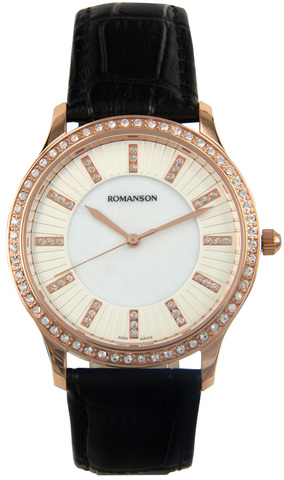 Купить Наручные часы Romanson RL0384T LR WH по доступной цене