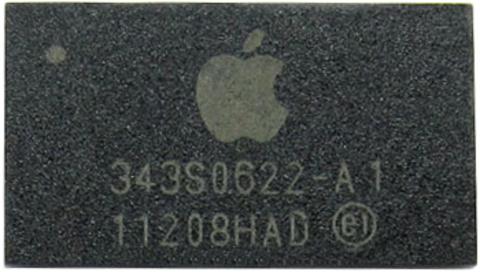 Контроллер питания для iPad 4 (343S0622-A1)