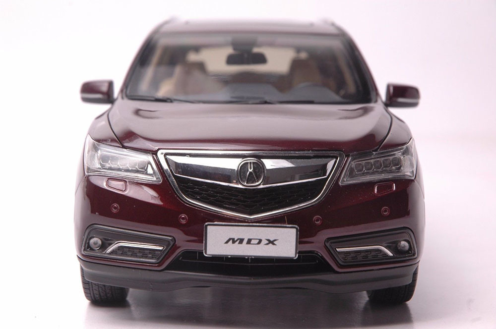 Коллекционная модель Acura MDX 2015