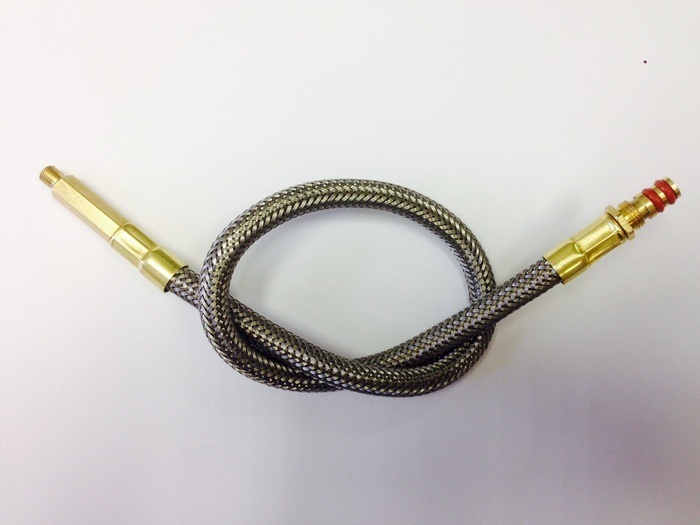 Шланг газовый модернизированный HOSE H1