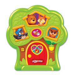 Азбукварик Музыкальная игрушка