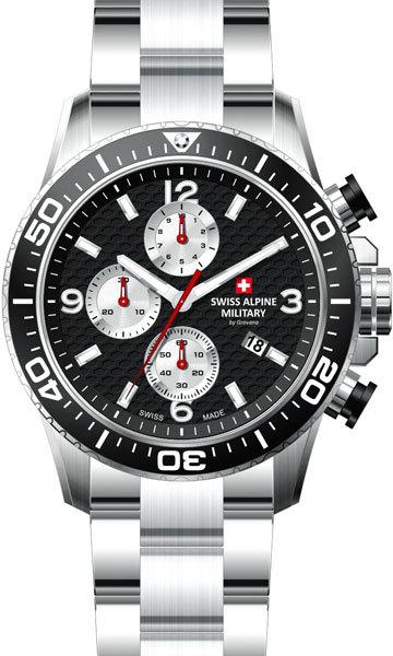 Наручные часы Swiss Alpine Military 7035.9137SAM