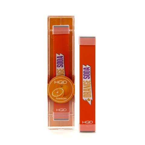 Одноразовая электронная сигарета HQD STARK Orange (Апельсин) 1 шт