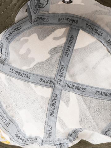 Кепка Муромская камуфляжная «Возвращение Аляски»