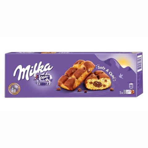 Бисквит MILKA Шоколад 175 г РОССИЯ
