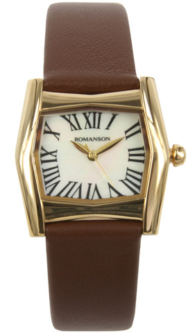 Купить Наручные часы Romanson RL2623 LG WH по доступной цене