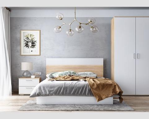 Спальня модульная ЛАЙТ-3