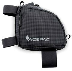 Велосумка на раму Acepac Tube bag Black